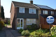 3 bed semi detached house in Harpur Crescent, Alsager