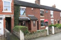 Terraced property in Shady Grove, Alsager