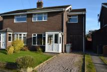 semi detached property for sale in Sandbach Road, Rode Heath