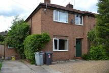 3 bed semi detached house in Coronation Avenue...