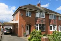 3 bed semi detached property in Ivy Lane, Alsager