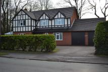 Detached house for sale in Crewe Road, Alsager