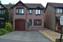 4 bed Detached house for sale in Dane Close, Alsager
