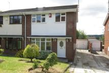 semi detached property in Powy Drive, Kidsgrove