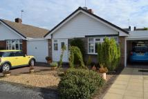 Bungalow in Stanley Court, Alsager
