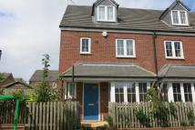 Town House to rent in Newcastle Road, Madeley