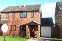 Arley Close semi detached house to rent