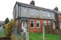 3 bed semi detached house in Craft Lane, Northrepps...