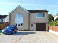 Detached home for sale in Furnham Crescent, Chard...