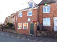 1 bed End of Terrace home to rent in Combe Street, Chard