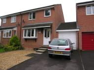 3 bed semi detached house in Langdon Close, Chard...