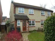 3 bedroom semi detached property in Caraway Close, Chard...