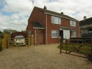 2 bed semi detached property in West Crescent, Ilminster...