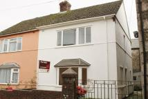 semi detached house to rent in Fore Street, Holbeton