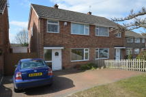semi detached house in Derwent Walk, Oadby...