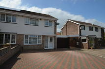 3 bed semi detached home in Hugget Close, Rusheymead...