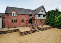 5 bed Detached property for sale in Brewood Road, Coven...