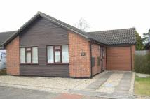 2 bed Detached Bungalow in Lancaster Gardens...