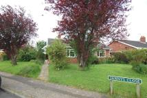 Detached Bungalow in Jannys Close, Aylsham