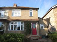 3 bed semi detached home to rent in Wycombe Lane...