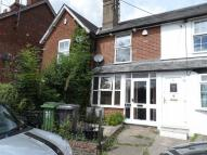 Terraced property to rent in Hedsor Road, Bourne End