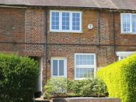Terraced property in Boundary Road...