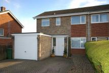 semi detached house in Hazel Avenue, Sheringham...