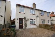 3 bed semi detached property in Pine Grove, Sheringham