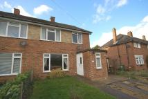 semi detached house in Woodland Rise...