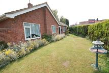 Detached Bungalow in Holt Road, Weybourne