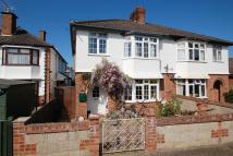 3 bedroom semi detached home in Morley Road, Sheringham