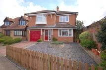 Detached home in Lusher Close, Sheringham