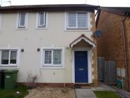 semi detached house in Dyson Close, Huntingdon