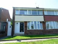 semi detached house for sale in Arundel Walk, Whickham...