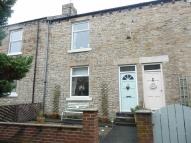 Terraced property in Chapel Avenue...