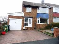 semi detached property for sale in Cherrytree Drive...