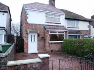 semi detached property in Alwinton Gardens...