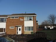 3 bed End of Terrace house in Farm Close, Sunniside...