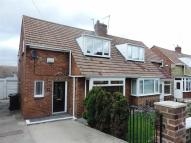 semi detached home for sale in Spinneyside Gardens...