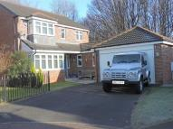 4 bed Detached house for sale in The Pavilion, Swalwell...
