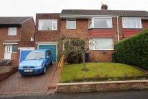 5 bed semi detached property in Cherrytree Drive...