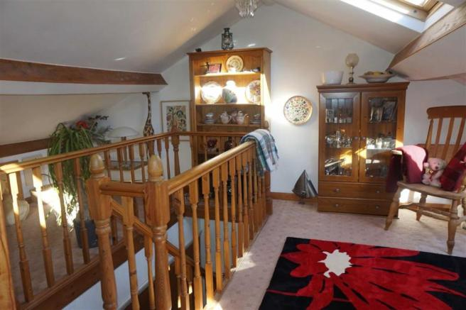 Additional Attic Room Photo