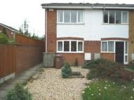 2 bed semi detached home to rent in Small Meer Close...