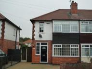 3 bedroom semi detached home to rent in Courtland Drive Alvaston...