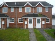 semi detached house in Tuphall Close...