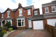 5 bedroom semi detached house in Bywell Road...