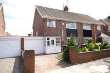 semi detached property in Queens Avenue, Seaburn