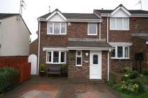 semi detached home in Hardwick Rise...
