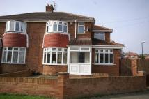 4 bed semi detached house in Staveley Road...