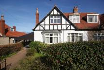 semi detached house in Park Avenue, Seaburn